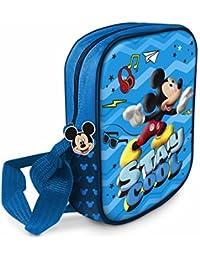 Star Licensing Disney Michey Bolsa Messenger, 20cm, multicolor