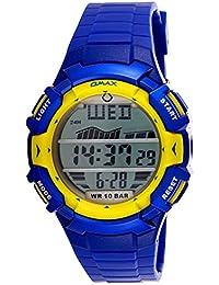 Omax Digital Dial Unisex Watch - DS132