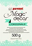 Pavoni Italia S.P.A Magic Decor Pulver 500g