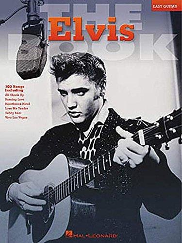THE ELVIS BOOK MLC (Easy Guitar) por Various