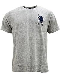 US Polo ASSN - Camiseta - Básico - Manga corta - para hombre