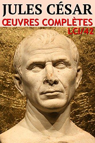 Couverture du livre César - Oeuvres Complètes (42)