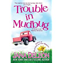 Trouble in Mudbug (Ghost-in-Law Mystery/Romance Book 1) (English Edition)