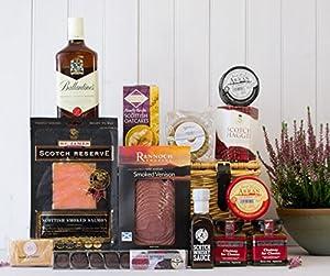 Traditional Scottish Food Gift Hamper by Fine Scottish Hampers