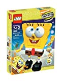 LEGO [Domestic Non-Release, Rare Model] Spongebob Build-A-Bob 3826