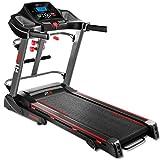 Fitfiu Fitness HSM-MT20, Tapis-Roulant Pieghevole con...