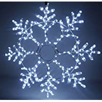 Immagini Natale 400 X 150 Pixel.Amazon It Decorazioni Natalizie Per Esterno Strisce Led