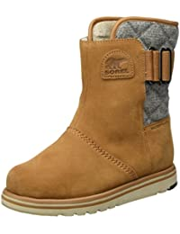 Sorel Out N' About Leather 286 Elk, Schuhe, Stiefel & Boots, Wanderschuhe, Braun, Female, 36