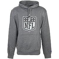 New Era Hoody - NFL Logo graphite grau