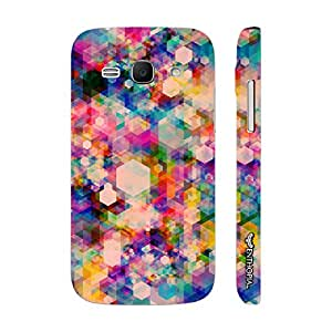 Enthopia Designer Hardshell Case Boo Bear Back Cover for Samsung Galaxy Ace 3