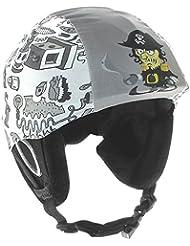 REDHOT Ski Helmcover Pirat Lycra Covering, 3178