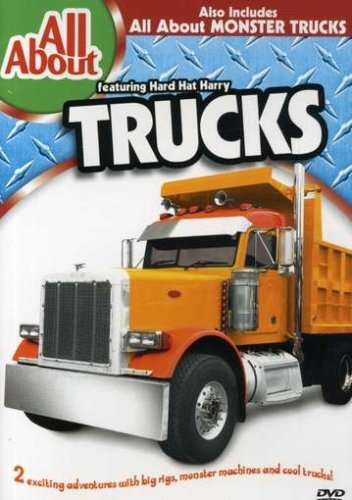 All About Trucks and Monster Trucks - Monster-truck-dvd
