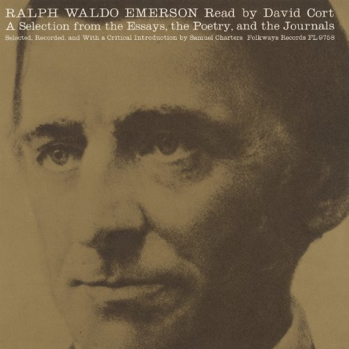 emerson essay on poetry Ralph waldo emerson essays: second series [1844] the poet web study text by ellen moore, 1999  readers of poetry see the factory-village, and the railway, and.