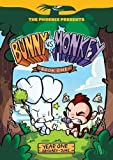 Bunny vs Monkey: Book 1 (The Phoenix Presents)