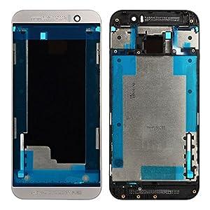 BisLinks® Marke Neu Silber Mitte Chassis Lünette Rahmen Für HTC One M9