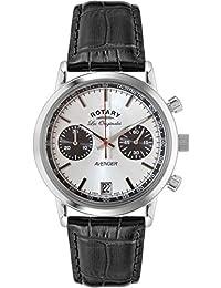 Rotary Herren - Armbanduhr Avenger Sport Chronograph Quarz GS90130/06