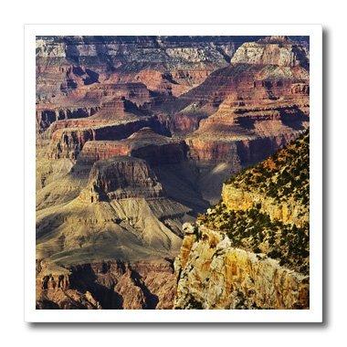 Weiße Arizona Sweatshirt (3dRose HT 87759_ 2Sonnenuntergang, Grand Canyon National Park, Arizona-US03aje0012-Adam Jones-Eisen auf Wärmeübertragung für weiß Material, 6von 6)