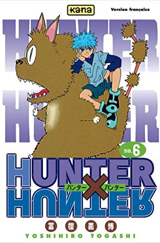 Hunter X Hunter, tome 6 par Yoshihiro Togashi