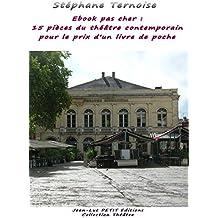 Ebook pas cher : 15 pièces du théâtre contemporain pour le prix d'un livre de poche