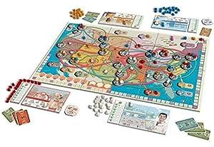 Queen Games GmbH 10321 Franchise - Juego de Mesa (Contenido en alemán)