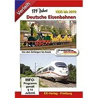 175 Jahre deutsche Eisenbahn - 1835 bis 2010