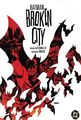 Batman Broken City TP by Eduardo Risso (Artist) › Visit Amazon's Eduardo Risso Page search results for this author Eduardo Risso (Artist), Brian Azzarello (27-May-2005) Paperback