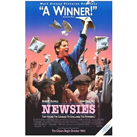 Newsies 27x40 Movie Poster (1992) by Movie Posters