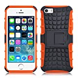 Coque iPhone SE Coque iPhone 5 5s Coque incassable | JammyLizard | [ ALLIGATOR ]...