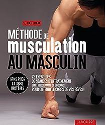Méthode de musculation au masculin : Sans poids et sans haltères