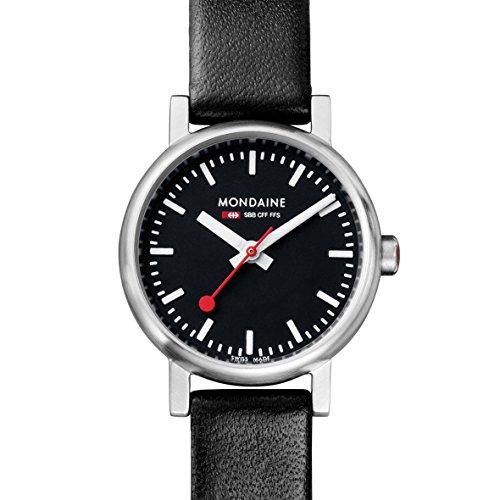 Mondaine Herren-Uhren Quarz Analog A658.30301.14SBB - 2