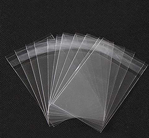 4*6 inch Clear Resealable Cello/Cellophane Bags with