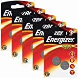 Energizer Original Battery Lithium CR 2032 3 Volt 5x Pack of 2
