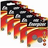 Energizer Original Batterie Lithium CR 2032 (3 Volt, 5x 2-er Pack)