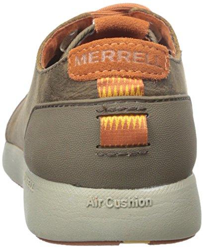 Merrell Freewheel, Baskets mode homme Marron (Dark Earth)