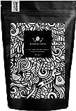 Nordish.Coffee Lively Kaffeebohnen - Premium Kaffee ganze Bohnen aus Brasilien, Indien und Uganda / Schonend und Frisch Geröstet / Bekömmlich / Fair und Nachhaltig / Ausgewogener und Belebender Kaffee / Öko-Verpackung (Ganze Bohne)