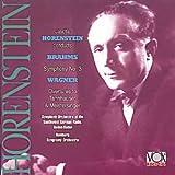 Horenstein dirigiert Brahms / Wagne