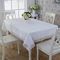 Calado bordado jardín mantel mantel cover toallas mantel manteles-A 130x180cm(51x71inch)