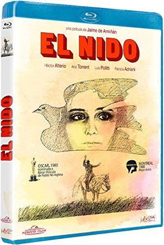 El nido [Blu-ray] 51qgFGU2zfL