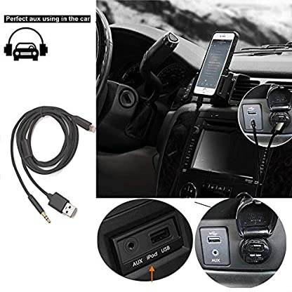 Aux-Kabel-fr-iPhone-8-35mm-Premium-Aux-Kabel-Auto-fr-iPhone-iPad-iPod-iPhone88XHomeAuto-Stereoanlagen