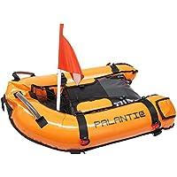 Palantic gonfiabile galleggiante per immersioni subacquee barca della corsia, con bandiera &-Pompa ad