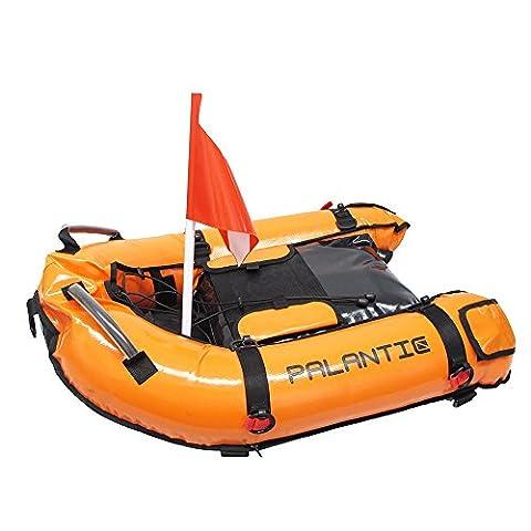 palantic plongée plongée passavant Bateau flotteur gonflable avec drapeau & Pompe à air
