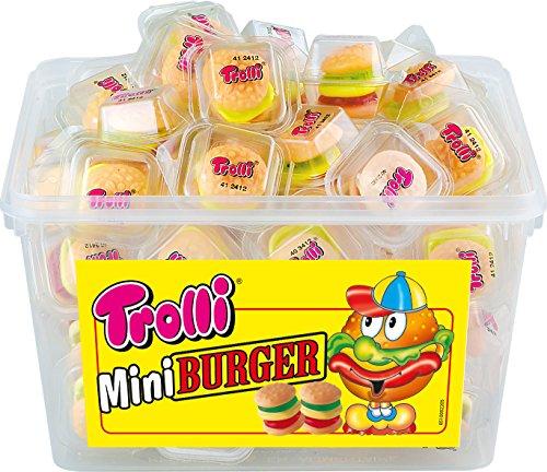 Trolli Mini Burger Menge:600g