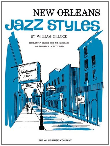New Orleans Jazz Styles Piano