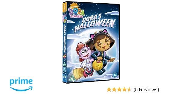 Dora The Explorer: Dora\'s Halloween [DVD]: Amazon.co.uk: Unknown ...