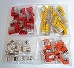 4x25 Stück WAGO Klemmen Serie 2273-20...