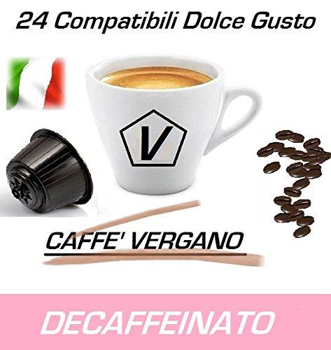 Capsule Compatibili Nescafè Dolce Gusto®, Capsule Caffè Vergano Miscela