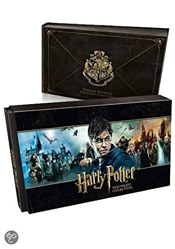 Harry Potter - The Hogwarts Collection [31 Disc Set Blu-ray + DVD]