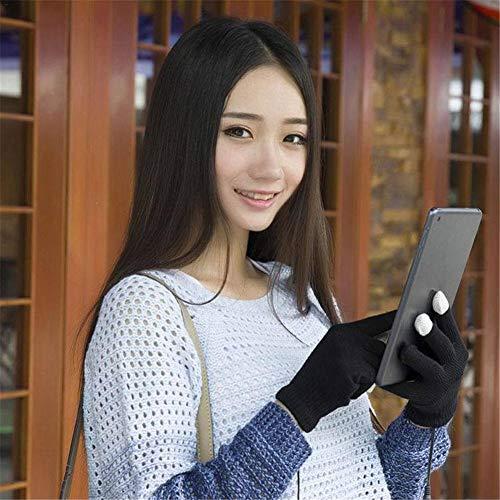 SOWLFE 5V beheizte Handschuhe, Touchscreen wiederaufladbare beheizbare Handschuhe USB-Ladefunktion für beheizte Outdoor-Handschuhe mit unabhängigem Heizchip zum Radfahren und Klettern