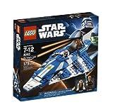 LEGO Star Wars Plo Koon 's Jedi Starfighter Baukasten?-Spiele Bau (Mehrfarbig, 8Jahr (S), 14Jahr (S)) - LEGO