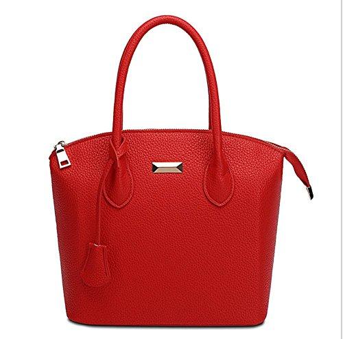 GBT Umhängetasche wilde Handtaschen big red